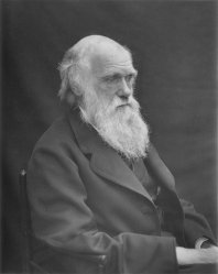 Naturalism is the worldview that is both the basis and fruit of Charles Darwin's evolutionary theory.